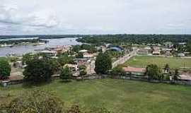 Santa Isabel do Rio Negro - Santa Isabel do Rio Negro-AM-Vista da cidade e o Rio Negro-Foto:rionegroam.blogspot.com