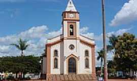 Abadia dos Dourados - Igreja de N.S.da Abadia-Foto:Eduardo Roxo Nobre