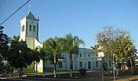 Abaet� - Igreja Matriz de Abaet�, por Joao Robson