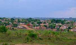 Abaeté - Abaeté-MG-Vista parcial da cidade-Foto:Rogério Santos Pereira