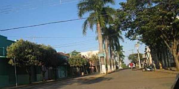 Abaeté-MG-Avenida 7 de Setembro-Foto:Joao Robson
