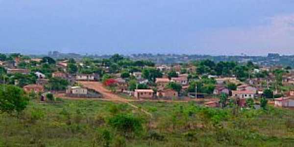 Abaeté-MG-Vista parcial da cidade-Foto:Rogério Santos Pereira