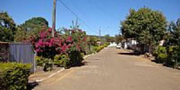 Rua em Abaeté dos Mendes-Foto:GTGuimarães
