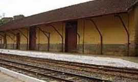 Abaíba - A Estação em 2007-Foto:estacoesferroviarias.