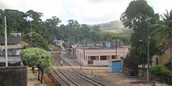 Abaíba-MG-Centro do Distrito-Foto:Rondineli Fernandes