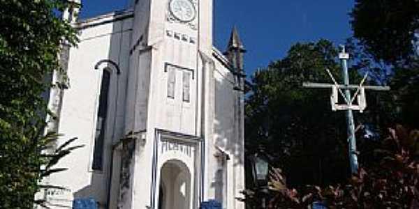 Abaíba-MG-Igreja Matriz-Foto:Rondineli Fernandes