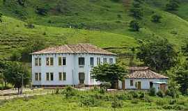 Abre Campo - Abre Campo-MG-Casarão antigo de fazenda-Foto:Altemiro Olinto Cristo