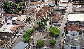 Abre Campo - Abre Campo-MG-Vista do centro da cidade-Foto:www.achetudoeregiao.com.br