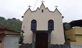 Acaiaca - Acaiaca-MG-Capela de São Sebastião-Foto:vichv
