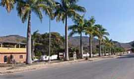 Acaiaca - Praça Tab.Manoel Jerônimo de Sena-Foto:Geraldo Salomão