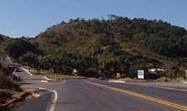 Acaiaca - Trevo Para Ponte Nova, Diogo de Vasconcelos, Acaiaca e Barra Longa - Acaiaca-Foto:Geraldo Salomão