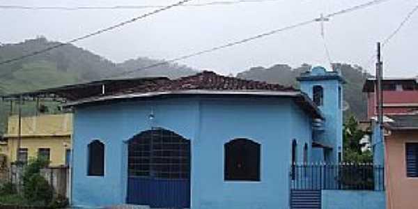 Acaiaca-MG-Capela de N.Sra.Aparecida-Foto:Cidade Brasil