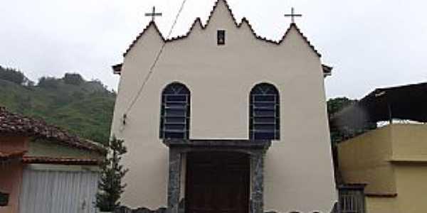 Acaiaca-MG-Capela de São Sebastião-Foto:vichv