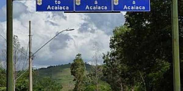 Acaiaca-MG-Portal da cidade-Foto:Josue Marinho