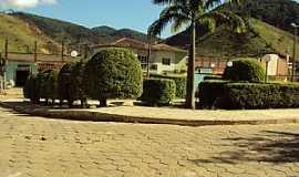 Açucena - Açucena-MG-Praça no centro-Foto:Pastor Lázaro