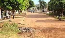 Adão Colares - Rua em Adão Colares-Foto:djbuyu.