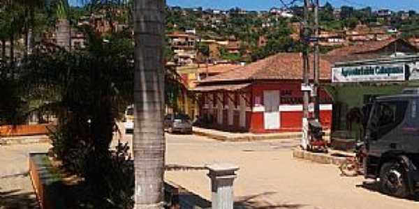 Imagens da cidade de Água Boa - MG