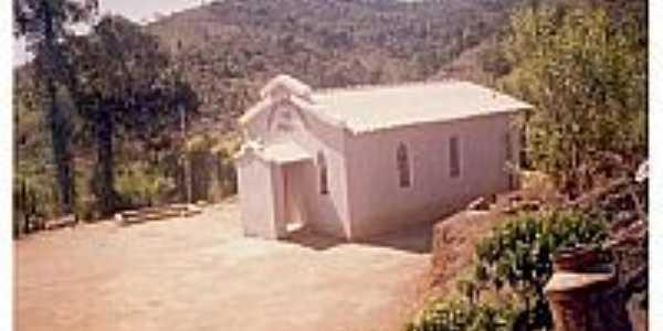 Igreja da Congregação Cristã do Brasil em Água Boa-Foto:Congregação Cristã.NET
