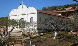 Água Branca de Minas - Igreja-Foto:Felix Santos