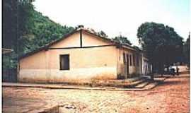 Água Viva - Água Viva-MG-Casa em que morou a Família Chahim-Foto:Luiz Hisse