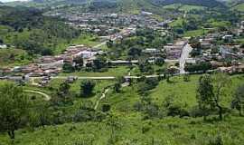 Aguanil - Aguanil-MG-Vista da cidade à partir do Mirante da Torre-Foto:Antonio Carias Frascoli