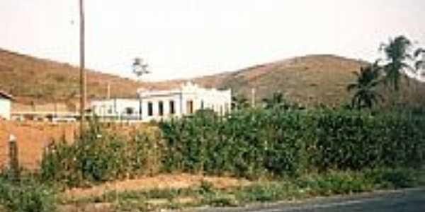 Vista parcial-Foto:montanha