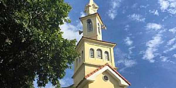 Àguas Vermelhas-MG   Alto Rio Pardo (Norte de Minas ) Igreja Matriz São Sebastião Fotografia de George Sobrinho