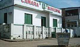 Santo Antônio do Içá - Câmara Municipal de Santo Antônio do Iça-AM-Foto:osbneto
