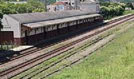 Aimorés - Estação Ferroviária de Aimorés-Foto:Elpídio Justino de A…