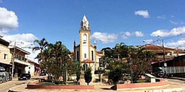 Igreja Matriz de Aiuruoca - Minas Gerais