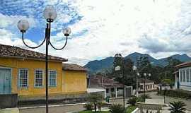 Alagoa - Alagoa-MG-Praça no centro-Foto:Alexandre Pastre