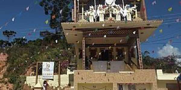 Alagoa-MG-Igreja da beata Nhá Chica-Foto:Clécio.mendes