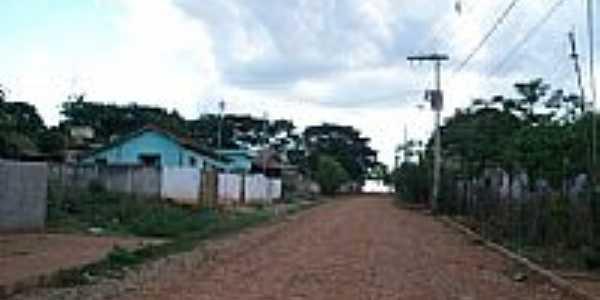 Rua da cidade-Foto:brunosic