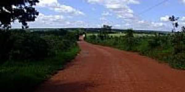 Estrada para Boa Vista-Foto:Cássio Hifi