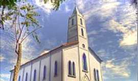 Albertos - Igreja de Albertos-Foto:Aender do Concelho (Arcos-...