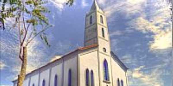 Igreja de Albertos-Foto:Aender do Concelho (Arcos-...