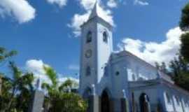 Além Paraíba - Igreja Nss da Conceição., Por Jhony Ribeiro