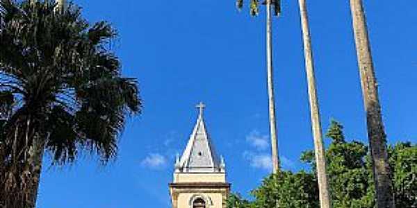 ALÉM PARAÍBA - MG  Zona da Mata Igreja Matriz São José  Fotografia de Milton Gonçalves