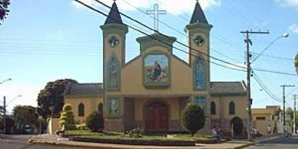 Imagens da cidade de Alfenas - MG