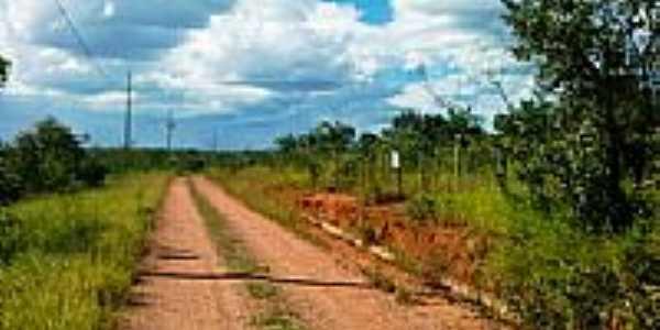 Estrada rural-Foto:gonzagaceu
