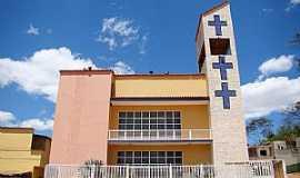 Alpercata - Alpercata-MG-Matriz do Senhor Bom Jesus-Foto:Vicente A. Queiroz