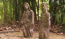 Alterosa - Estatuas Pça da Baroa