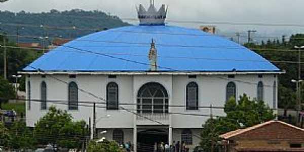 Alterosa - Igreja de N.Sra. Aparecida -  por Altemiro Olinto  Cristo