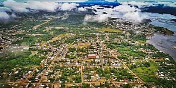 Imagens da cidade de São Gabriel da Cachoeira - AM