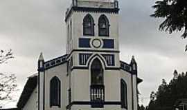 Alvinópolis - Matriz de São Sebastião em Alvinópolis-MG-Foto:ROTIZEN L REGGIANI