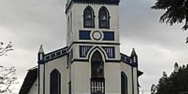 Matriz de São Sebastião em Alvinópolis-MG-Foto:ROTIZEN L REGGIANI