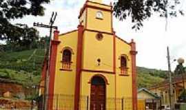 Alvorada - Igreja de São Sebastião-Foto:regina del