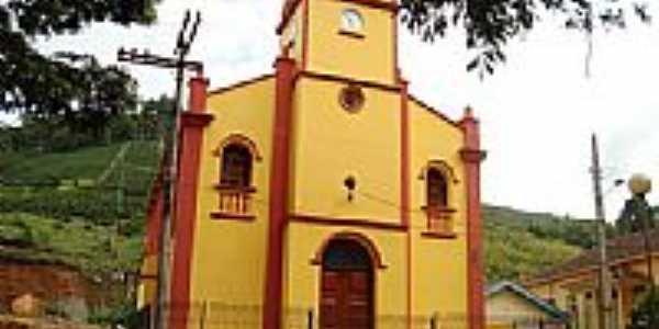 Igreja de São Sebastião-Foto:regina del