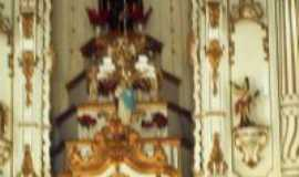 Alvorada de Minas - Igreja toda trabalhada, Por ROBERTA SILVA AZEVEDO