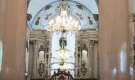Alvorada de Minas - Interior da Igreja Matriz de Santo Antônio, Por débora cristiane rocha
